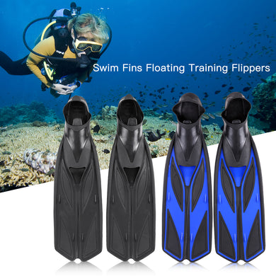 Profession Snorkeling Diving Swimming Fins Adult Submersible Foot Fins Flippers Flexible Comfort Swimming Fins Water Sports