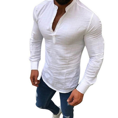 2020 Sexy New Men Long Sleeves