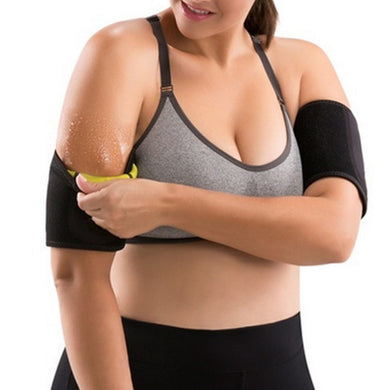Jodimitty Beauty Neoprene Slimming Arm Shaper Sauna Sweat Arm Trimmers Fat Burner Body Shaper Arm Wrap