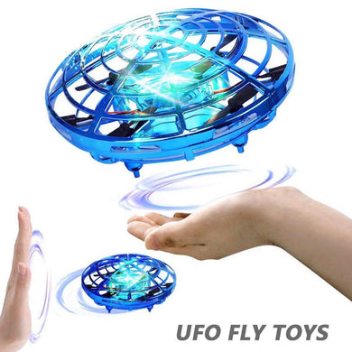 Vitaly Mini Helicopter UFO RC Drone