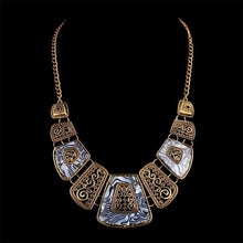 Load image into Gallery viewer, Designer Necklaces & Pendants Vintage Gold/Silver Geometric Choker Necklace For Women Retro Party Jewelry