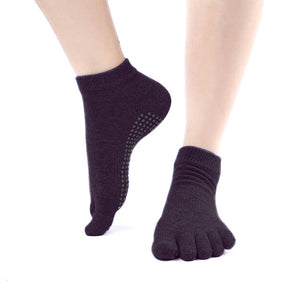 Yoga Pilates Ballet Socks Dance Sock Cycling Socks Anti Slip Bandage Cotton Sports Yoga Socks