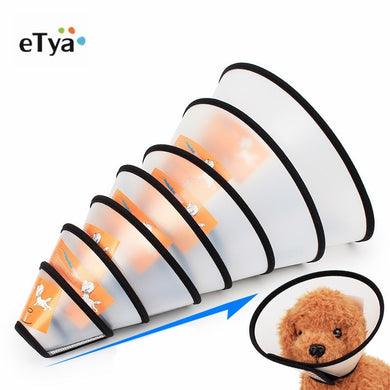 Pet Protective Collar Dog Neck Cone Recovery