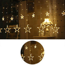Load image into Gallery viewer, 2.5M Christmas LED String lights Romantic Fairy star