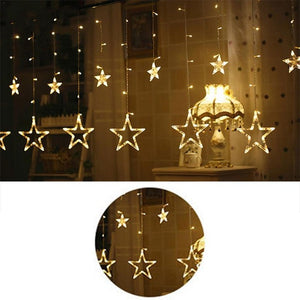 2.5M Christmas LED String lights Romantic Fairy star