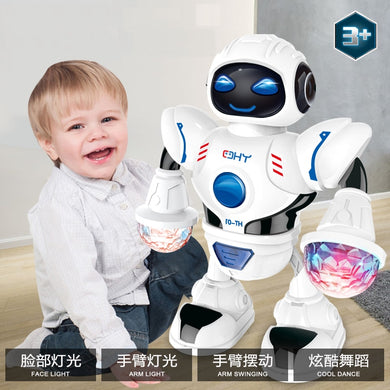 Bailey Kids Electronic Smart Space Dancing Robot with