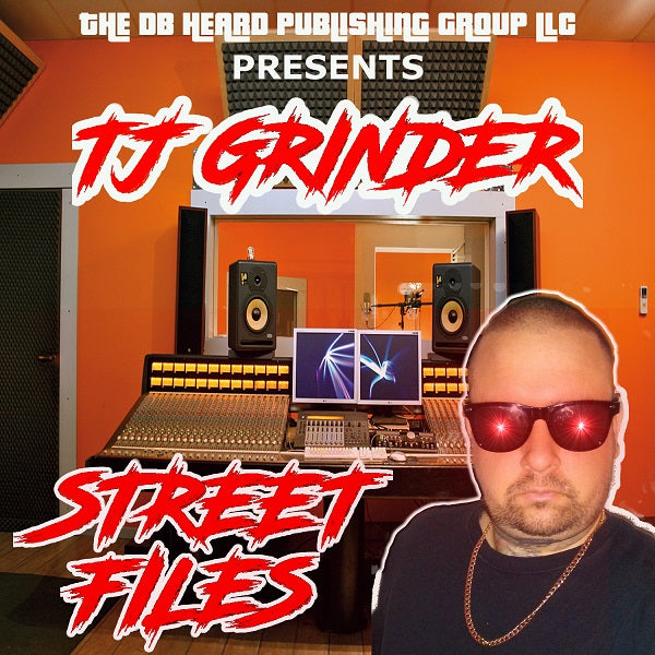 TJ Grinder - Street Files (Instrumental Trap Beats)
