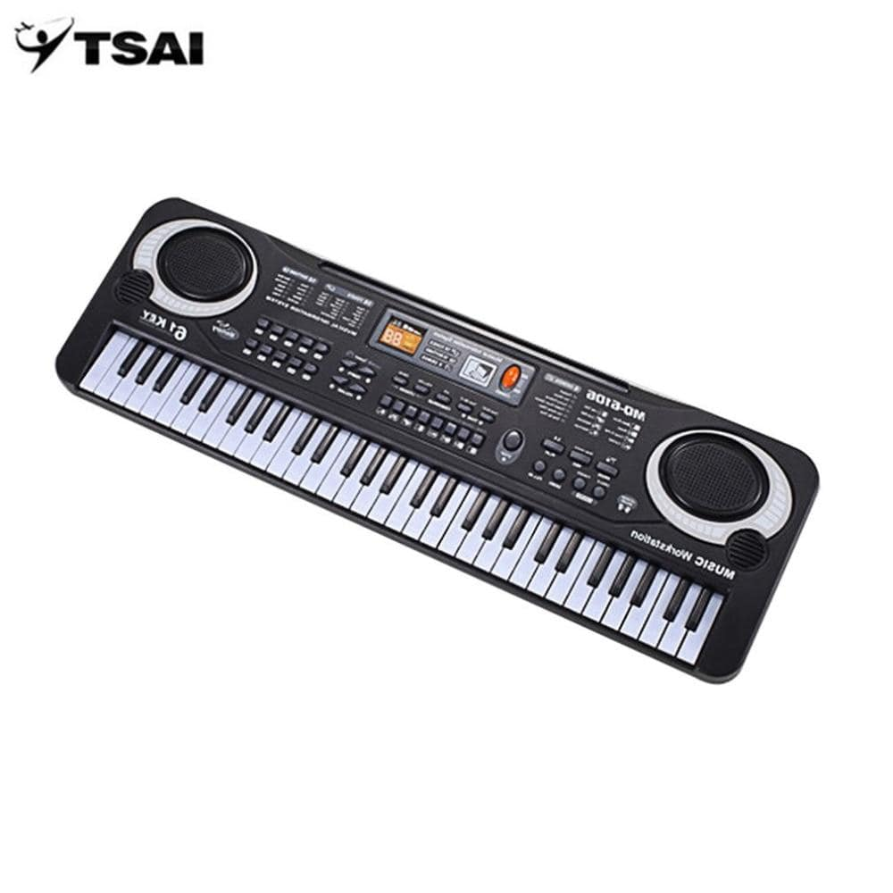 61 Keys Electronic Music Educational Tool For Kid - dBHeard Enterprise Conglomerate Llc