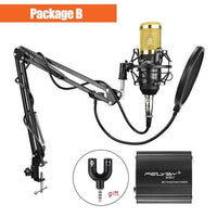 800 Professional Microphone - dBHeard Enterprise Conglomerate Llc