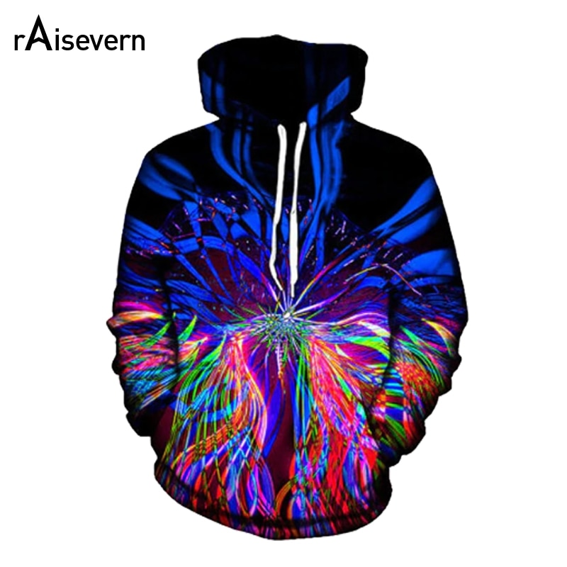 Psychedelic Hoodie - dBHeard Enterprise Conglomerate Llc