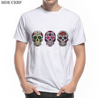 3D Printed King Skull T Shirt - dBHeard Enterprise Conglomerate Llc