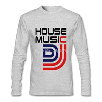 House Music Printed Tee - dBHeard Enterprise Conglomerate Llc