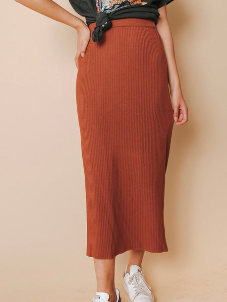 As If! Knit Skirt