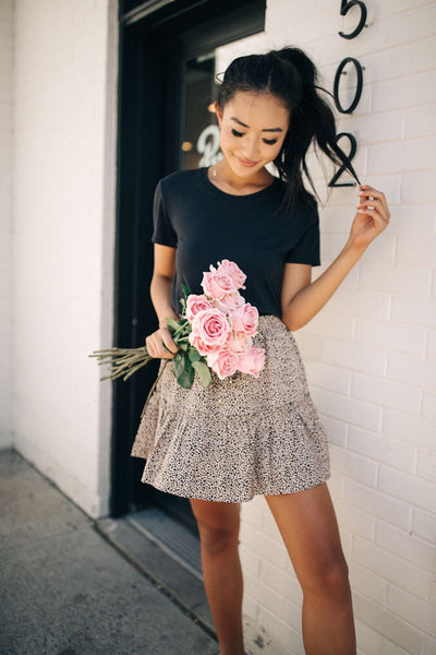 Skylar Mini Skirt
