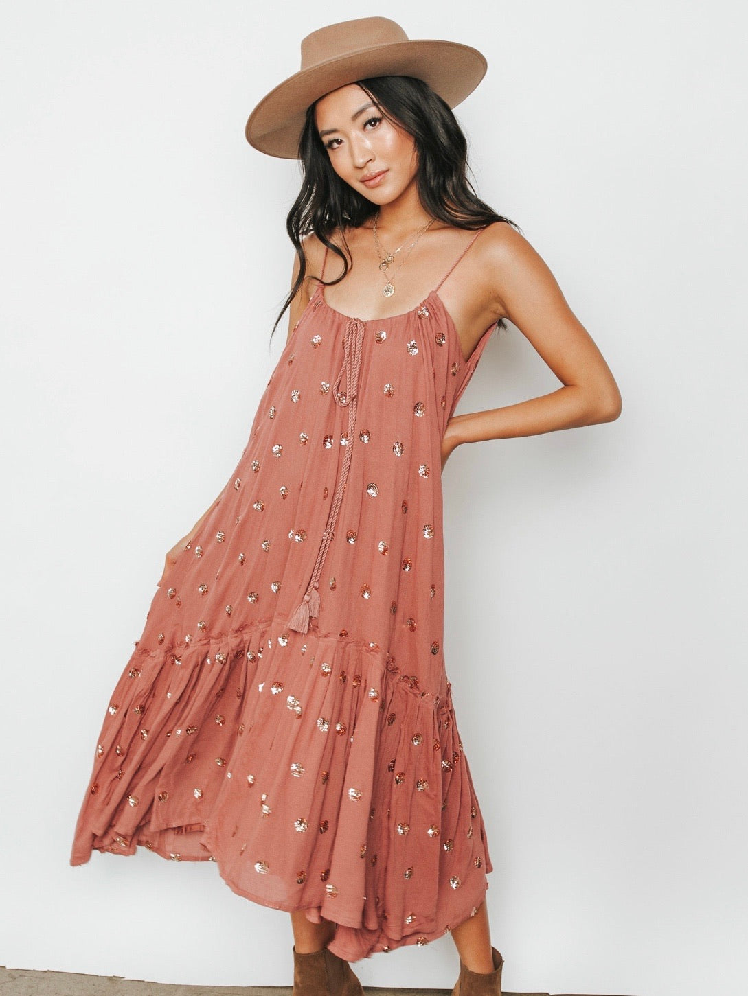 Blair Sequin Dress