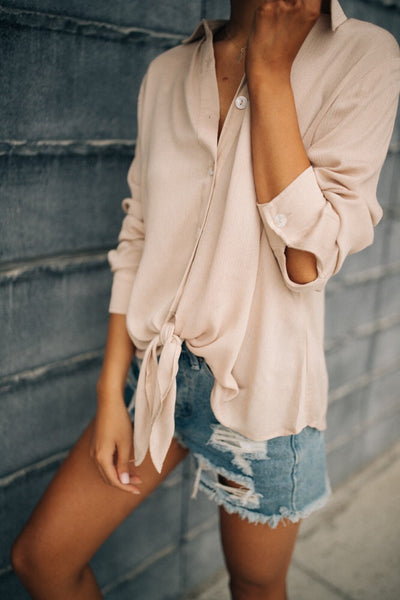 Sophia Button Down Blouse