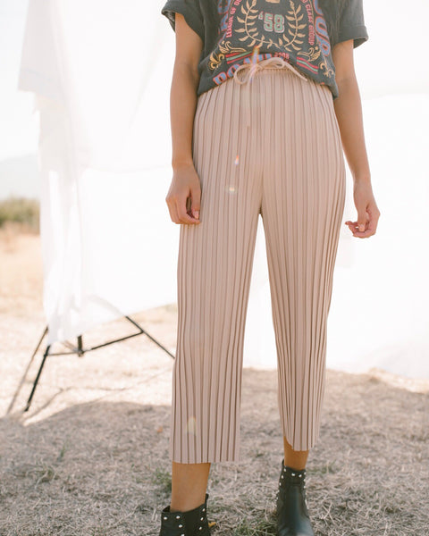 The Taylor Pant // Oatmeal