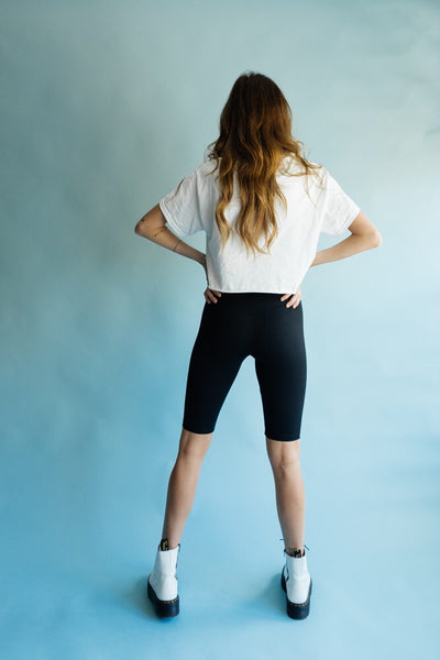 Malibu Biker Shorts (2 colors)
