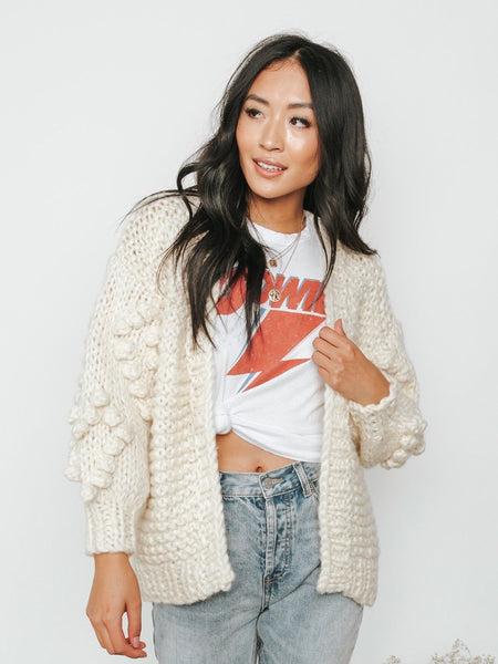 Queen Of Hearts Cardigan