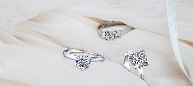 the perfect diamond setting | Shimansky