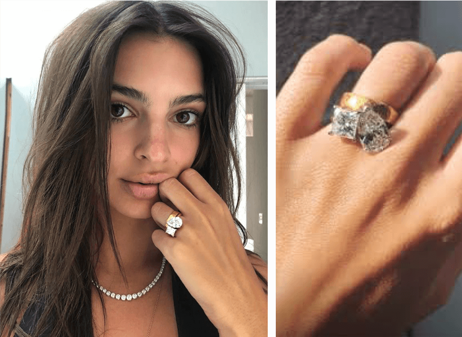 engagement ring trends 2010 | Shimansky
