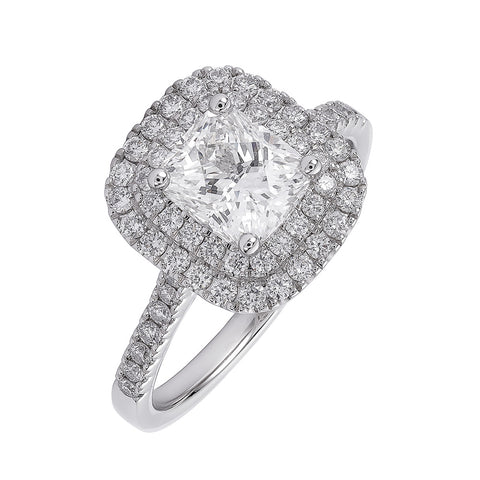 2ct Diamond Engagement Ring by Shimansky
