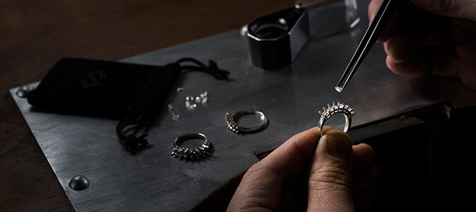 Shimansky jewelry manufacturing studios