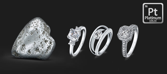 Choosing Precious Metals | Buying Engagement Ring | Shimansky