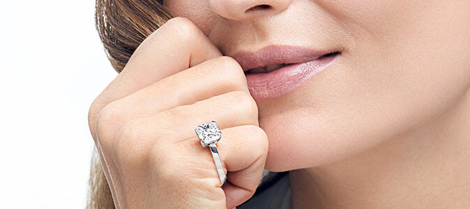 Which Finger Do I Wear My Engagement Ring On?| Shimansky