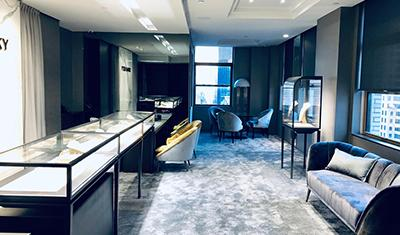 Shimansky Diamond Experience New York City Showroom