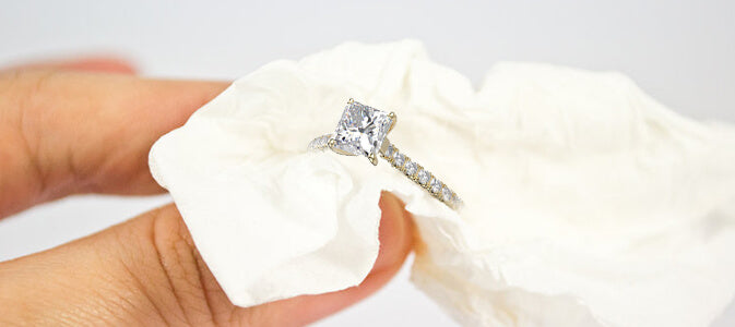 How to clean your diamond jewelry | Shimansky