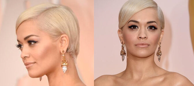The most elegant red-carpet earrings ever | Shimansky