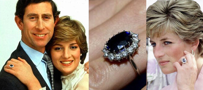 10 Most Famous Royal Engagement Rings | Shimansky