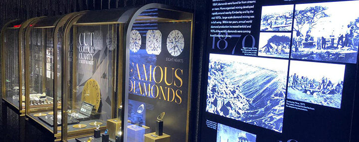 Book a Diamond Experience Tour in New York – Shimansky