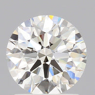 1.10ct I IF Round Brilliant Cut Natural Diamond GIA Certified