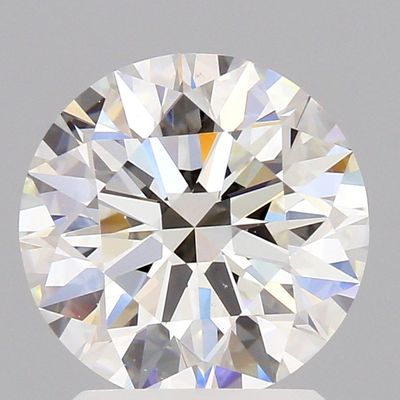 2.02ct I VVS1 Round Brilliant Cut Natural Diamond GIA Certified