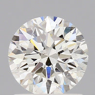 0.92ct I VS2 Round Brilliant Cut Natural Diamond GIA Certified
