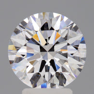 3.07ct D VVS1 Round Brilliant Cut Loose Diamond GIA Certified