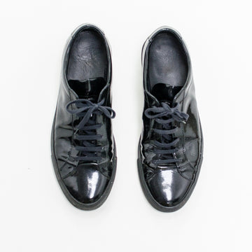 COMMON PROJECTS COMMON PROJECT エナメルシューズ ブラック  黒 スニーカー