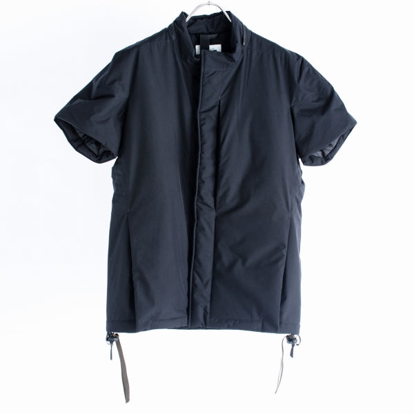 ACRONYM 17AW J65-WS WINDSTOPPER Climber Shield Short Sleeve Jacket Polyester S Black Other outerwear