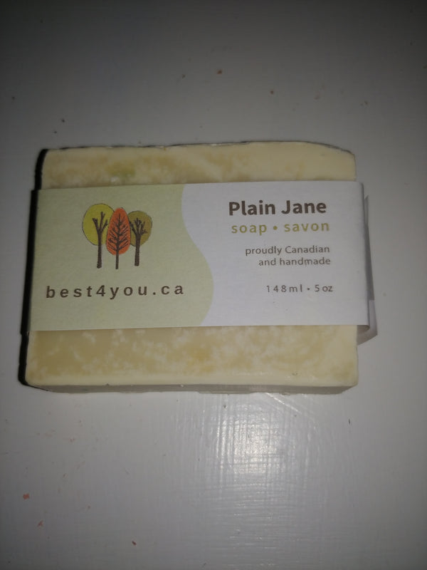 Plain Jane handmade soap Canada| Best4You