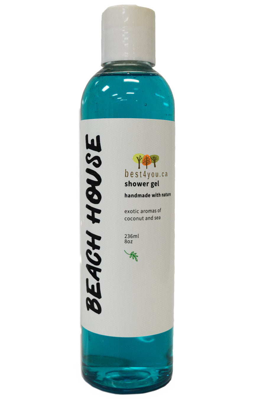 Beach House Shower Gel