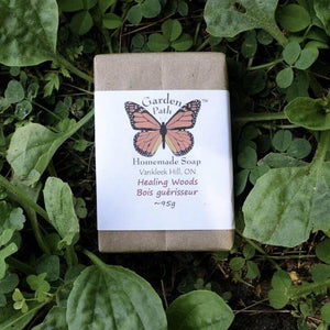 HOMEMADE HERBAL SOAP