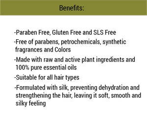 all natural hair shampoo Benefits