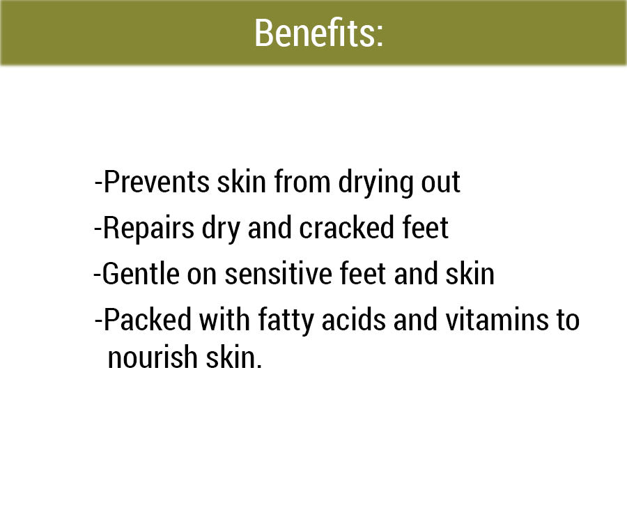 Shea Foot Repair Cream Benefits