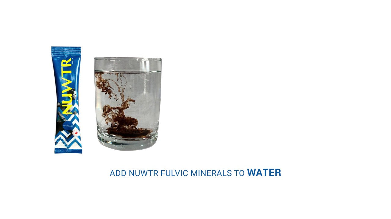 30 FULVIC MINERAL SACHET PACK-CA
