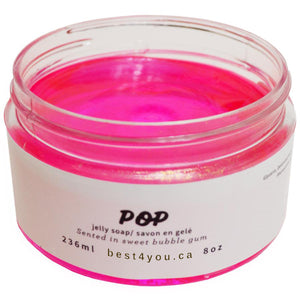 Pop Jelly handmade Soap