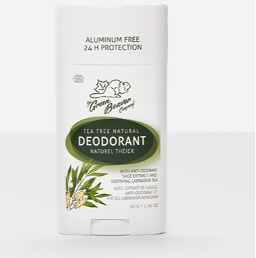 Tea Tree Natural Deodorant Stick