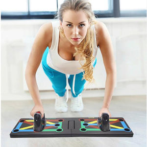 HomeGym™ 9 in1 Push-Up Training Board