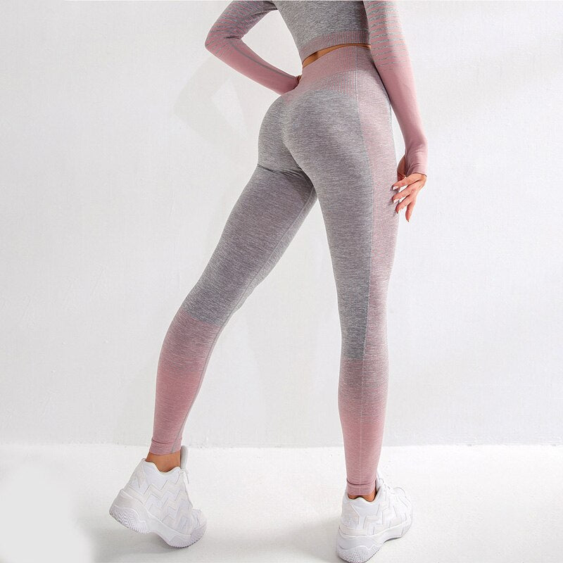 Color Splash Booty Lifting Leggings